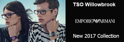 Emporio Armani 2017 TSO Willowbrook